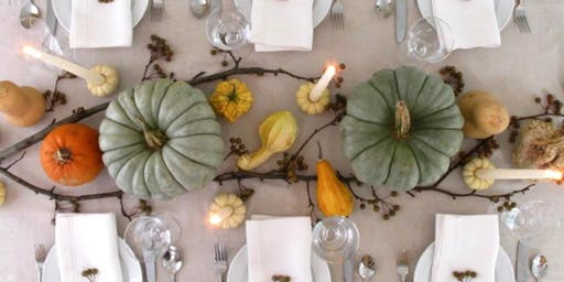 HARVEST DINNER & DARK NIGHT CABARET!