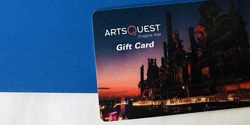 ArtsQuest Gift Cards