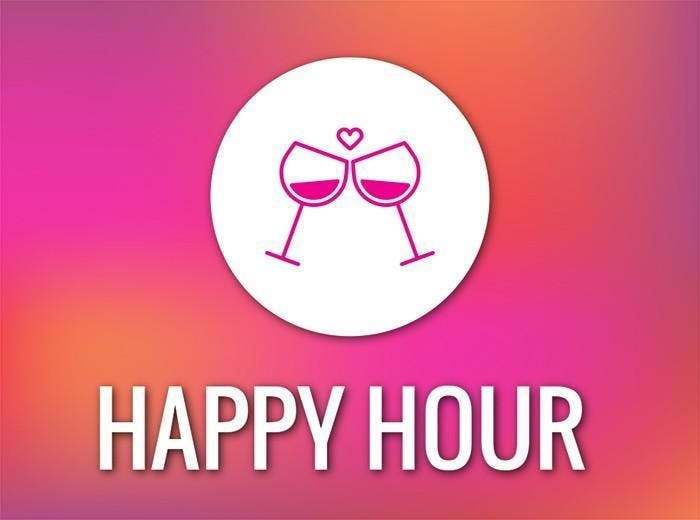Charity Happy Hour Empowering Women + Girls