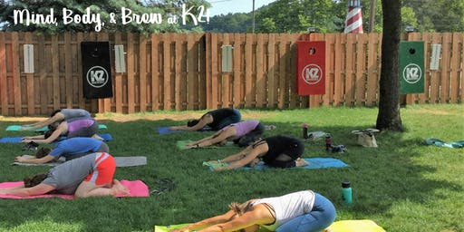 Mind, Body, & Brew at K2