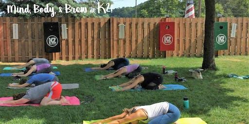 Mind, Body, & Brew at K2