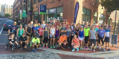 Fells Point Pub Runs