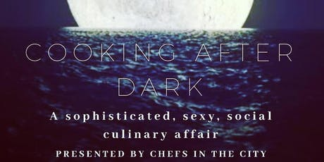 Cooking After Dark (Masquerade/Costume Edition) tickets