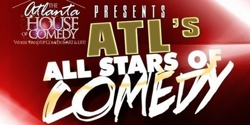 All Stars of Comedy Thursdays