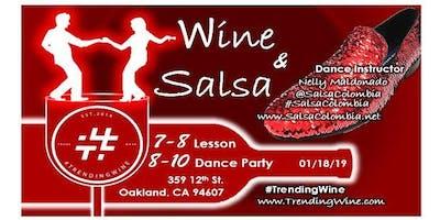 Wine and Salsa
