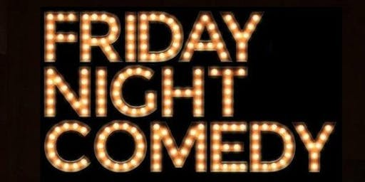 Friday Comedy at Suite Lounge