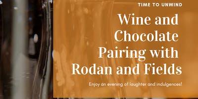 Wine & Chocolate Pairing with Rodan and Fields