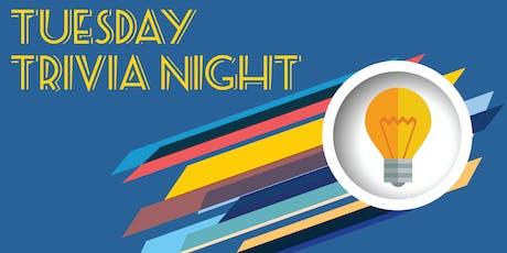 Tuesday Trivia Night tickets