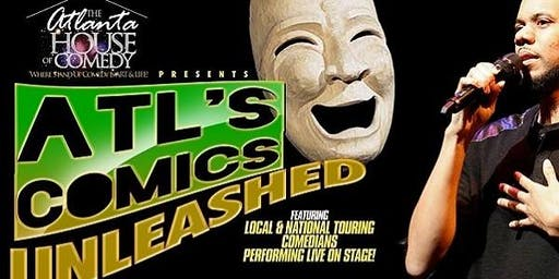 Comics Unleashed at Suite Lounge