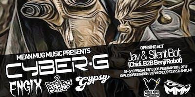 Mean Mug Music Presents Engix & Cyber G