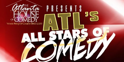 All Stars of Comedy at Kat's Cafe