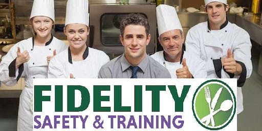 Santa Maria - Certified Food Safety Manager Course and Exam (Santa Barbara County)