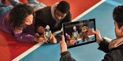 Create Your Own Movie in 3D and Mixed Reality Ages 8+