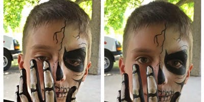 2019 Face Painting for Beginners