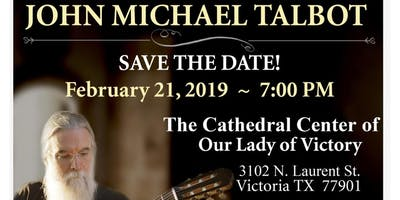 John Michael Talbot Concert - All Welcome!   Special Parish Mission Concert