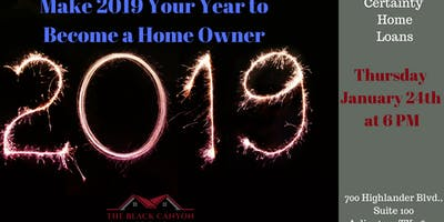 2019 & Home Ownership