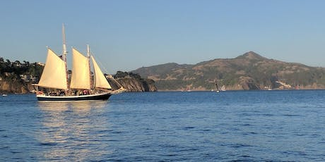 Labor Day Weekend - Afternoon Adventure Sails on San Francisco Bay tickets