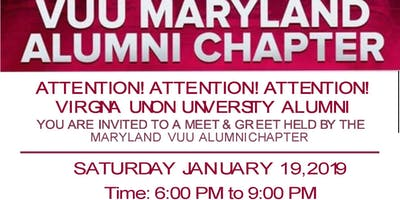 VUU Maryland Meet & Greet Membership Drive