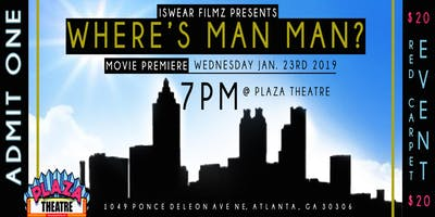 Where's Man Man ? - Red Carpet Premiere