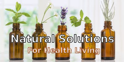 Natural Solutions, for healthy, Empowered Living (