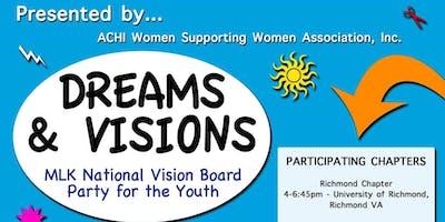 ACHI WSWA Dreams & Vision Board Youth Party