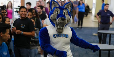 CSUSB Campus Tours tickets