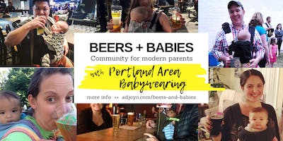 Beers and Babies with Portland Area Babywearing