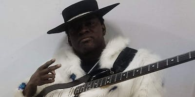 Carvin Jones @ The Hideaway