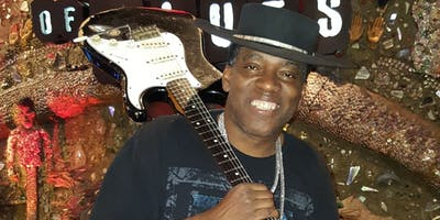 Carvin Jones @ The Sicilian Butcher
