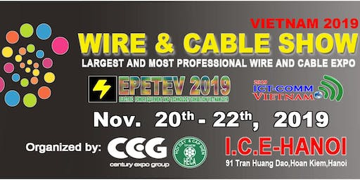 Wire & Cable Show Vietnam 2019