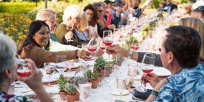 Dry Creek Vineyards  Wine dinner at Bottlefish in Brentwood