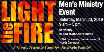 Rio Texas Men All In - Light the Fire 2019