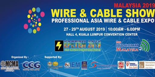 Wire & Cable Show Malaysia 2019