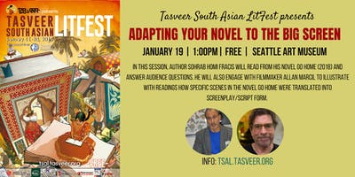 ADAPTING YOUR NOVEL TO THE BIG SCREEN