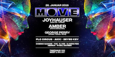 MOVE with Joyhauser, Amber, George Perry