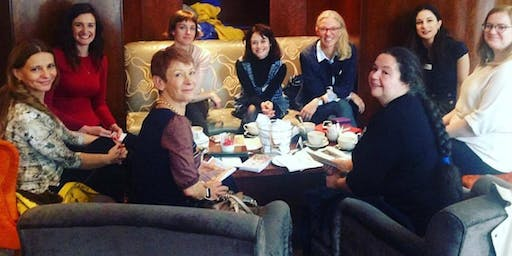 Informal Networking for  North London Businesswomen and Professionals
