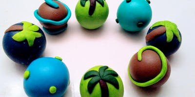 1 Day Workshop: Create Polymer Clay Beads & Jewelry with Kristin Griffis