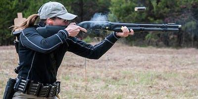 C.A.S. Ladies ONLY Basic Shotgun Class