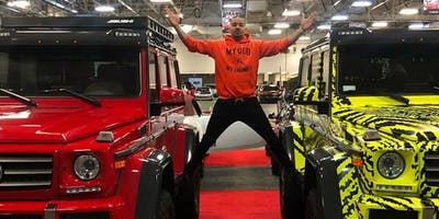 DJ Envy's Celebrity Birthday Car Show Presented By Lincoln Tech