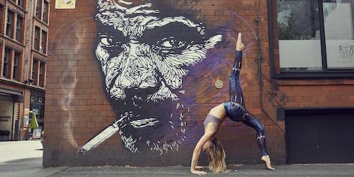 Mandala Vinyasa and Yin Yoga