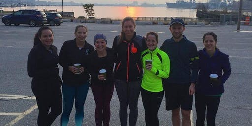 Fells Point Monday Rise & Run