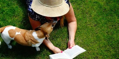 Reading to Dogs - January
