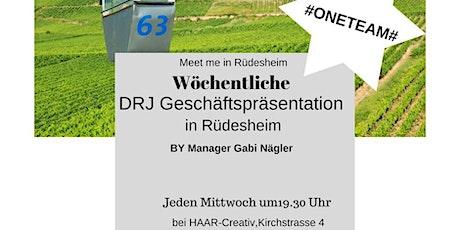 Dr.Juchheim Geschäftspräsentation  Tickets