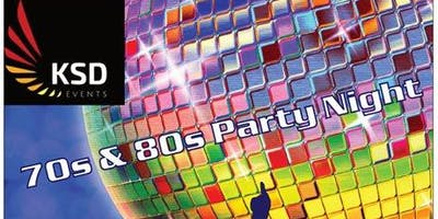 70s & 80s Party Night