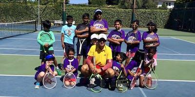 2019 Kids Tennis-Sports Spring Camp in Menlo Park