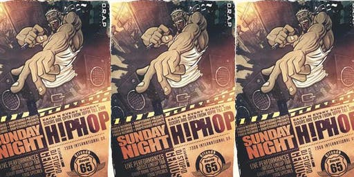 Sunday Night Hip Hop