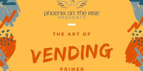 Art of Vending  tickets