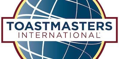 Sip & Toast Toastmasters (developing communication and leadership skills)