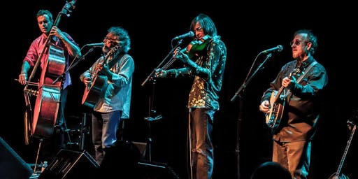 Sgt.Pepper's Lonely Bluegrass Band on The Bowery Stage