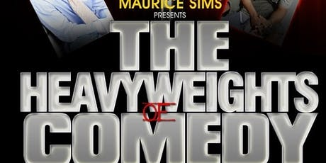 The Heavyweights of Comedy at Monticello tickets